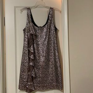 Guess mini sparkly dress